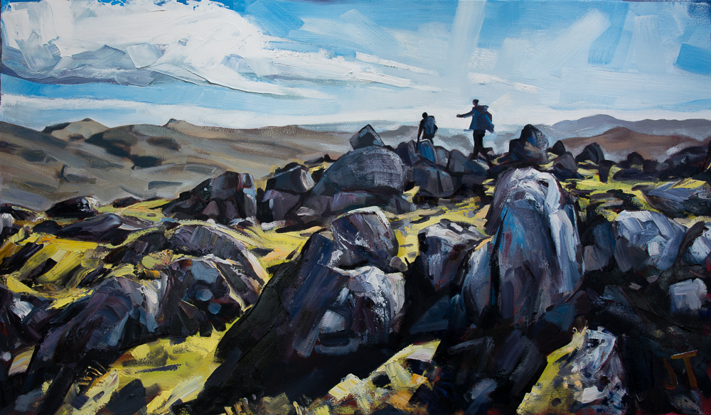 Rocks, Crinkle Crags
