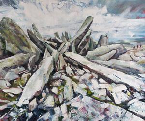 Rocks, Glyders